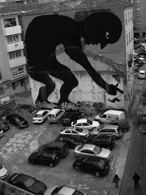 Street Art by Sam3 street art