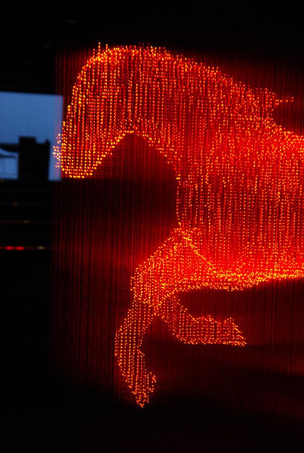 Boudoir Pieces Light Sculptures