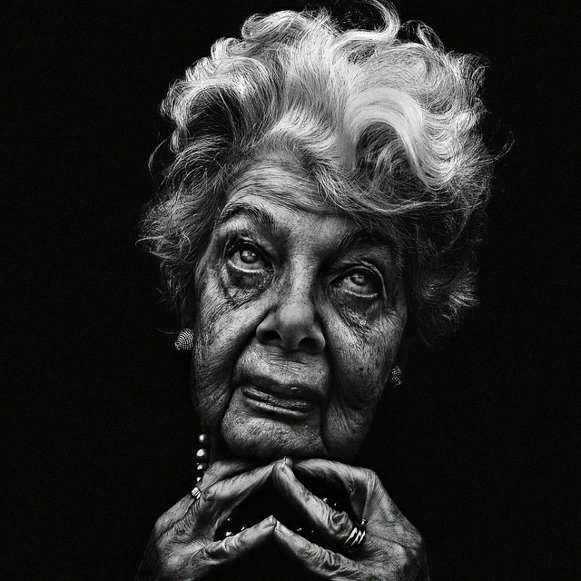 Image of: Art Colossal Stunning Photographic Portraits By Lee Jeffries Colossal