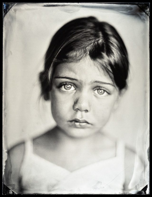 Remarkable Tintype Portraits by Michael Shindler tintype portraits