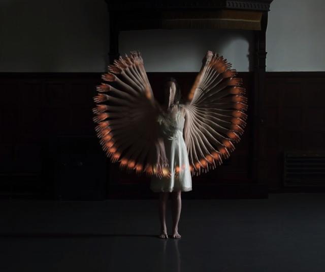 Choros: A Transfixing Experimental Dance Film by Michael Langan & Terah Maher