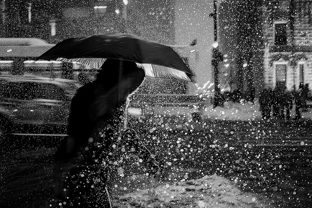 Chicago Lights: Flash Street Photography by Satoki Nagata