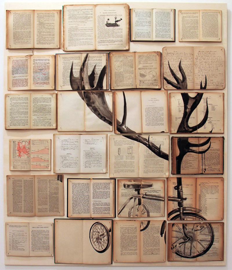 Book Paintings By Ekaterina Panikanova