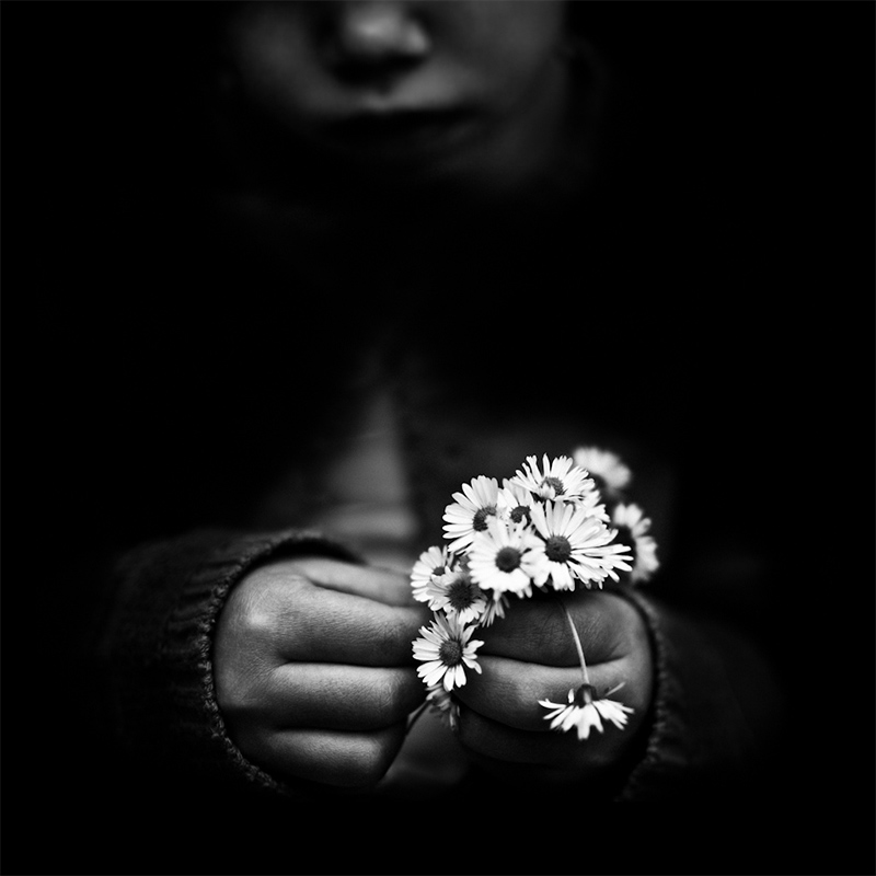The Black and White Photography of Benoit Courti black and white