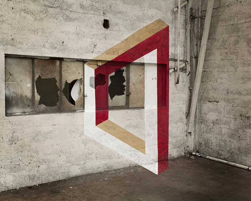 The Impossible Geometry of Fanette Guilloud | Colossal