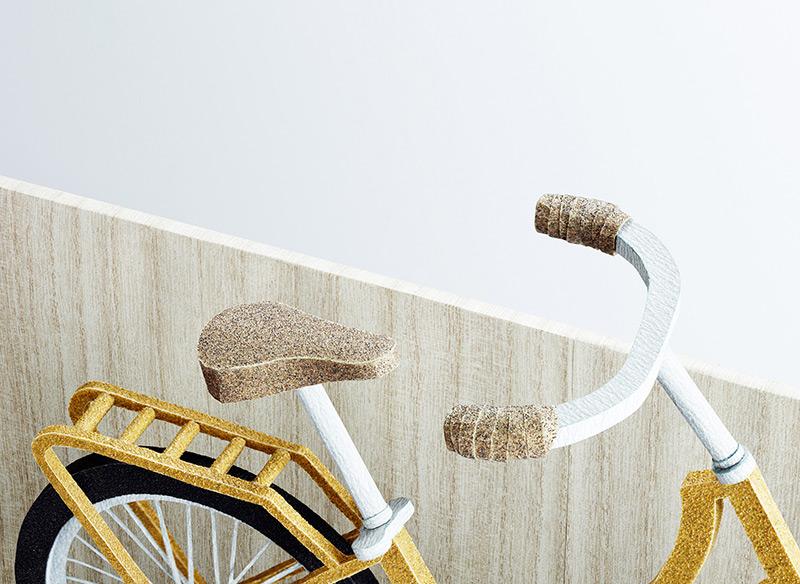 Uncomfortable Sandpaper Sculptures by Mandy Smith sculpture sandpaper paper illustration