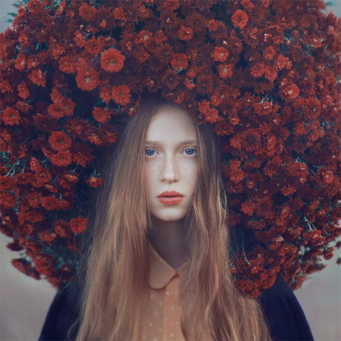 Surreal Portraits from Oleg Oprisco | Colossal
