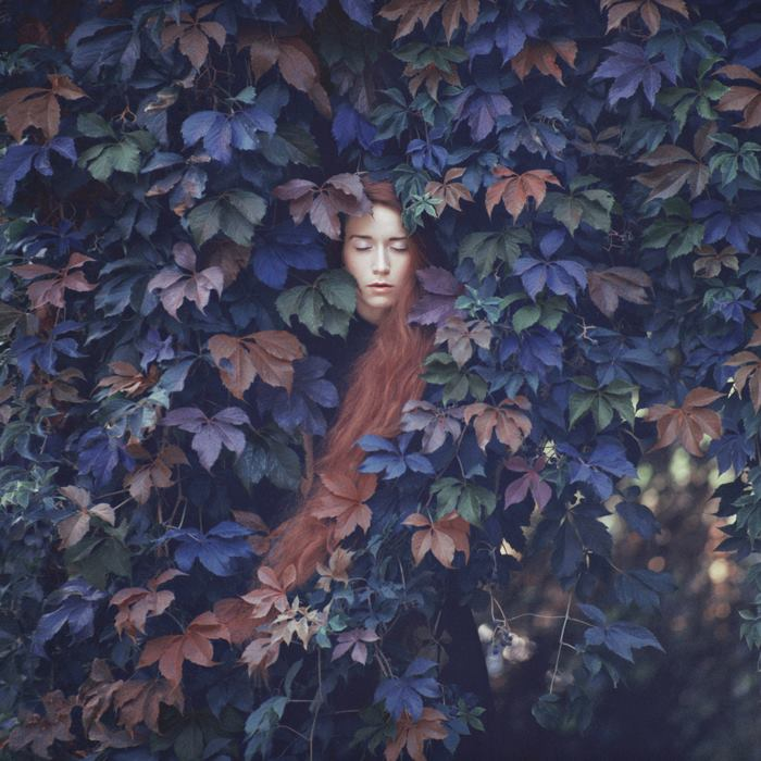 New Surreal Portraits from Oleg Oprisco surreal portraits conceptual