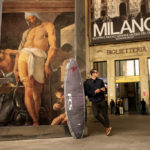 A World Where Outdoor Advertising is Replaced by Classical Paintings