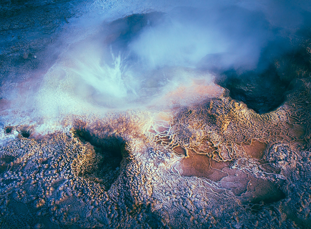 Surreal Photos of the Tatio Geyser Field in Chile by Owen Perry | Colossal