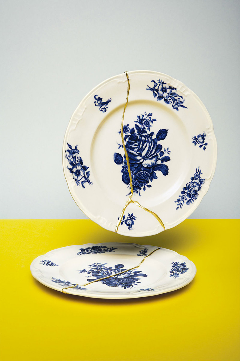 Kintsugi: The Art of Broken Pieces | Colossal