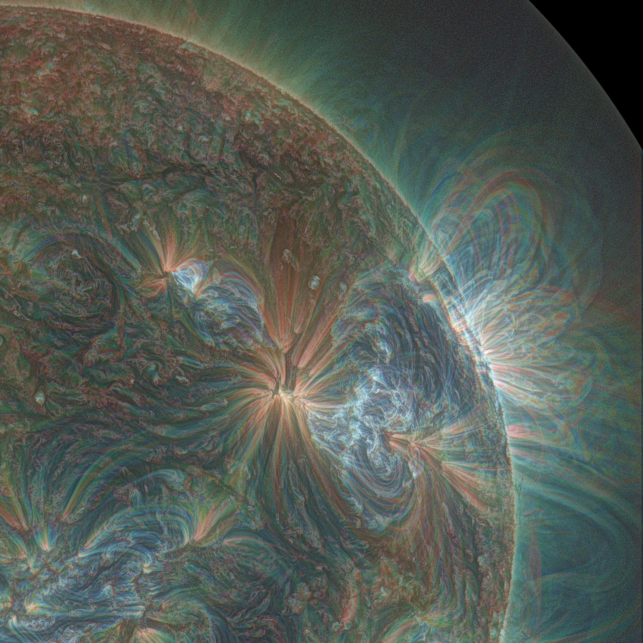 Amazing Solar Flare Eruptions Captured by NASAs Solar Dynamics Observatory sun space NASA