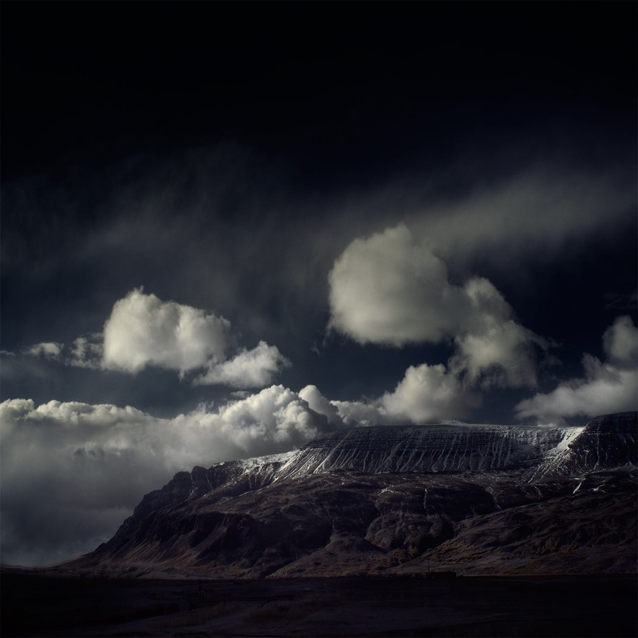Iceland Infrared: Stark Photographs of Icelandic Landscapes by Andy Lee landscapes infrared Iceland