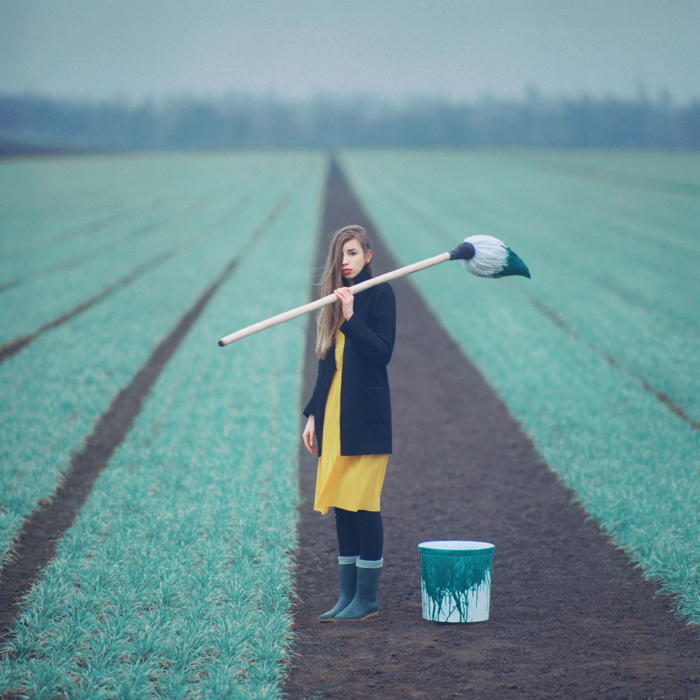 New Conceptual Fine Art Photography from Oleg Oprisco surreal portraits conceptual
