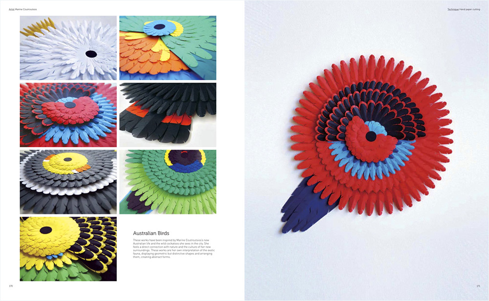 Paper Play: A New Book About the Art of Papercraft from Gingko Press paper books