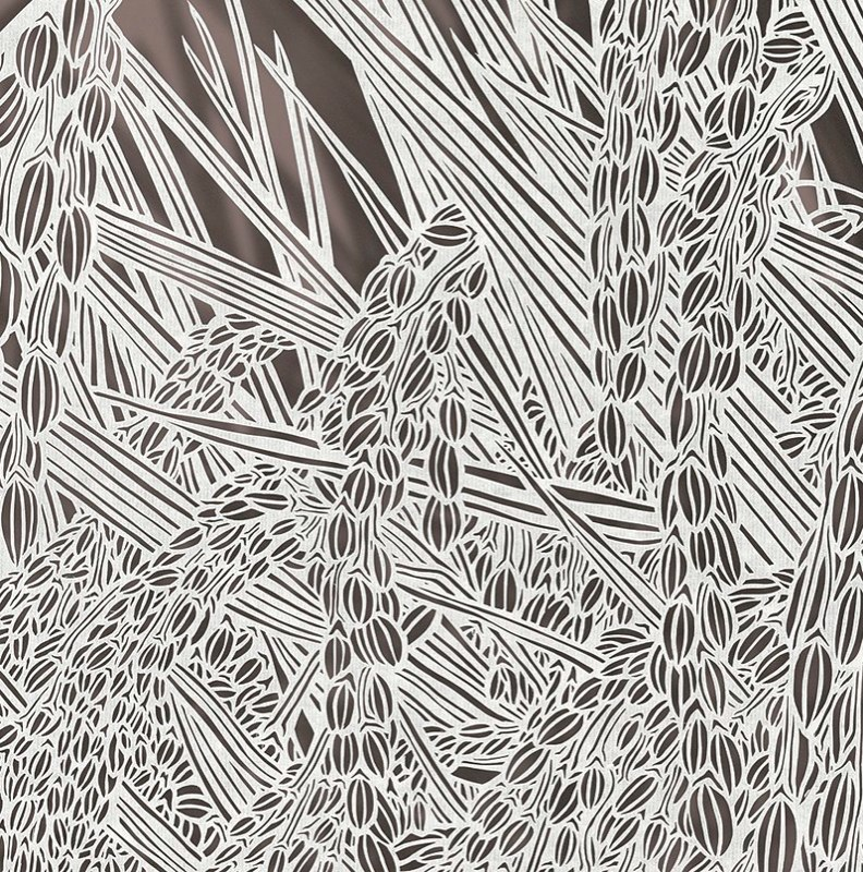 Extraordinary Scenes Hand Cut from Rice Paper by Bovey Lee paper