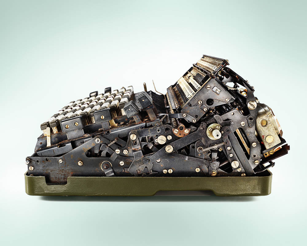 Kevin Twomey Calculating Machine 2014