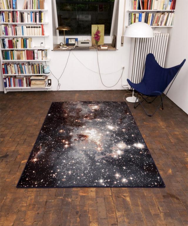 Nebula Rugs and Towels by Schönstaub