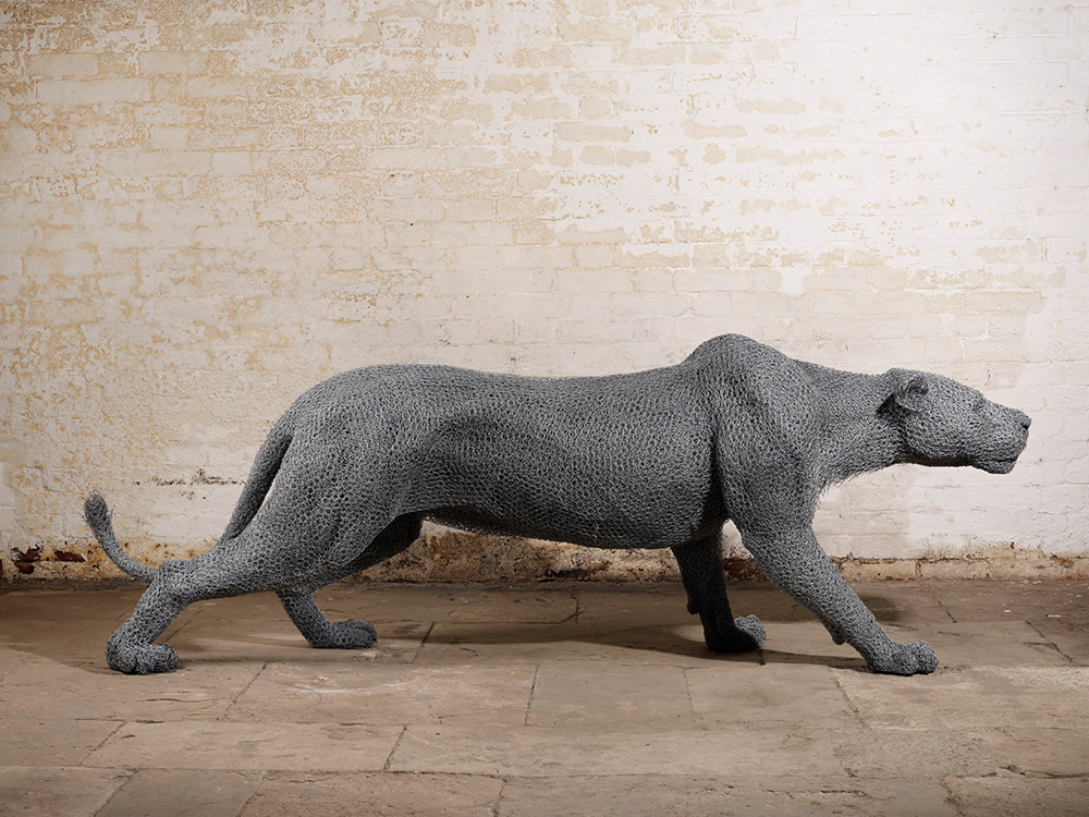 Animal Sculptures by Kendra Haste