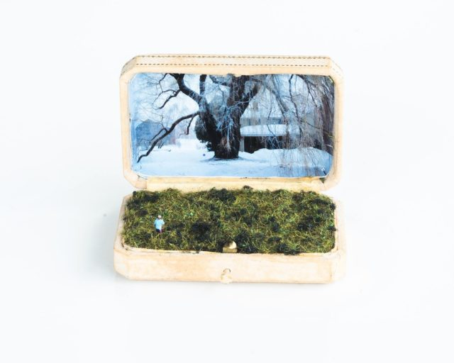 Unexpected Scenes Hidden Inside Tiny Jewelry Boxes by Talwst