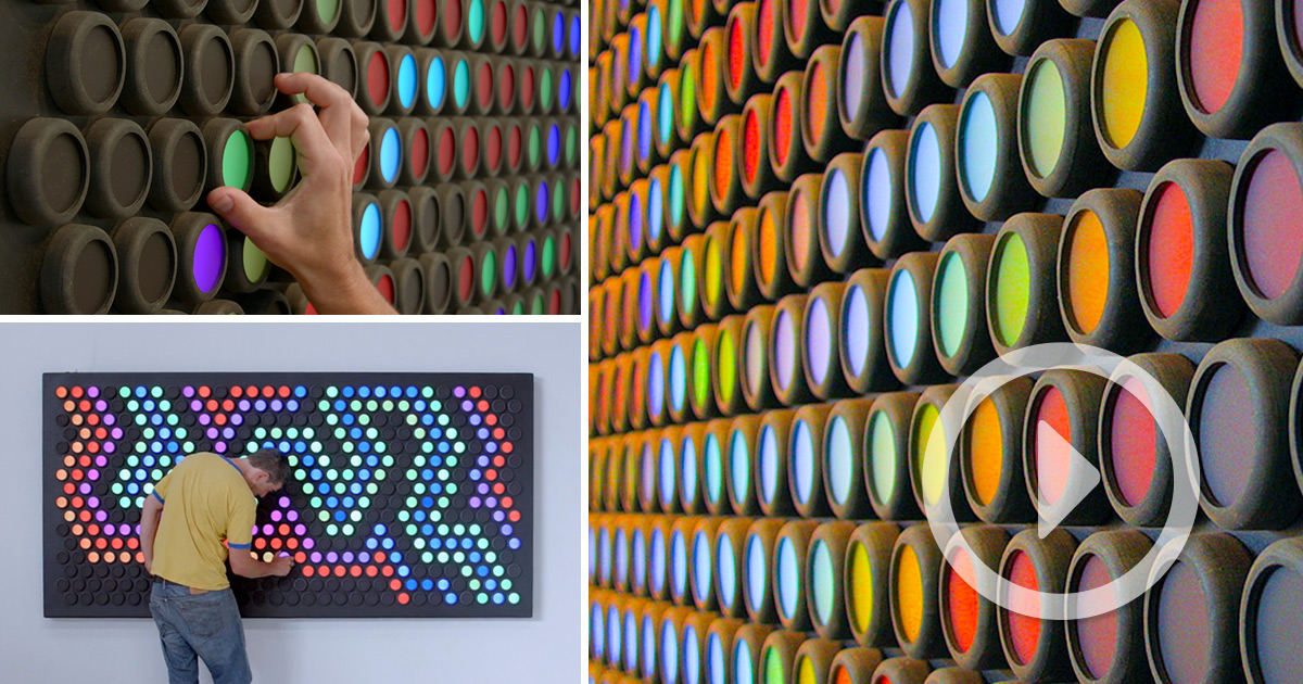 Everbright A Giant Interactive Light Toy That S Like A
