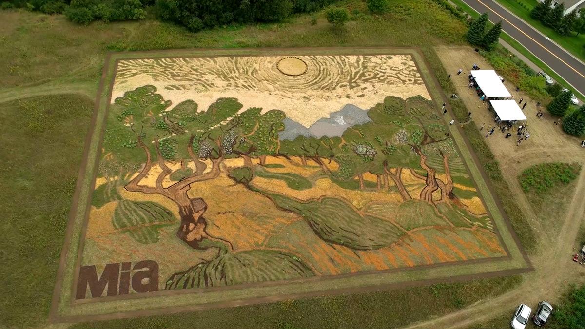 Van Gogh, motivo de inspiración permanente