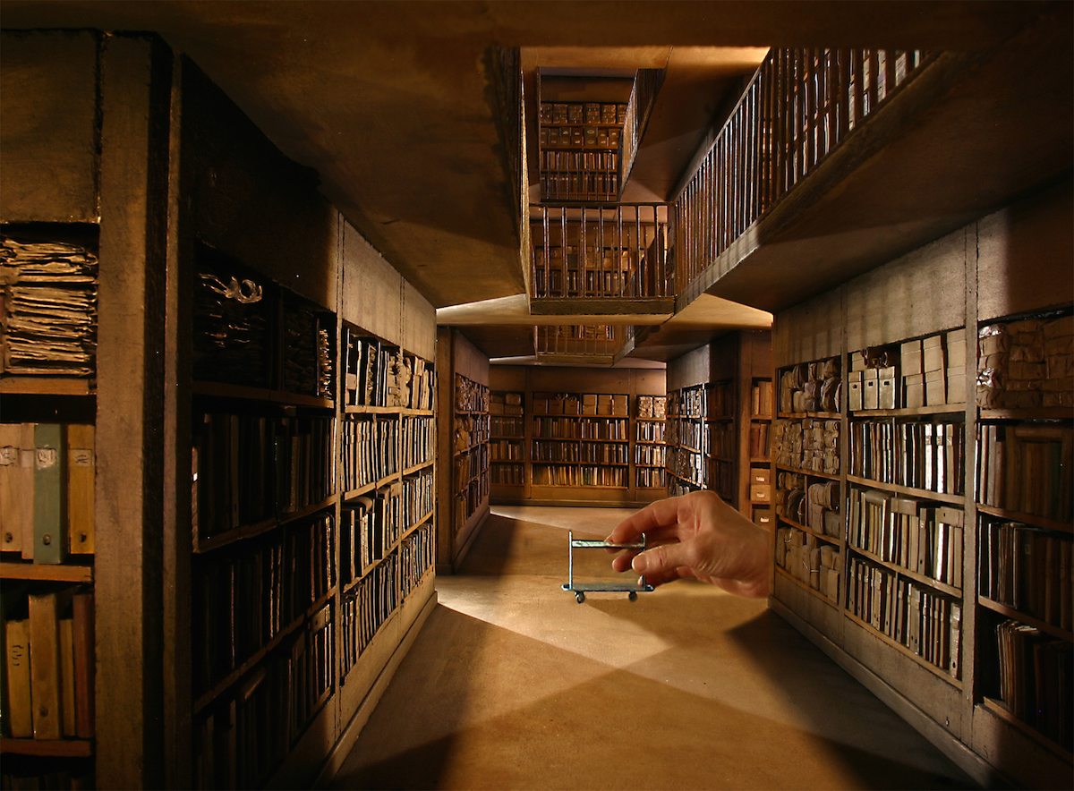 Archives_Miniature de Dan Ohlmann