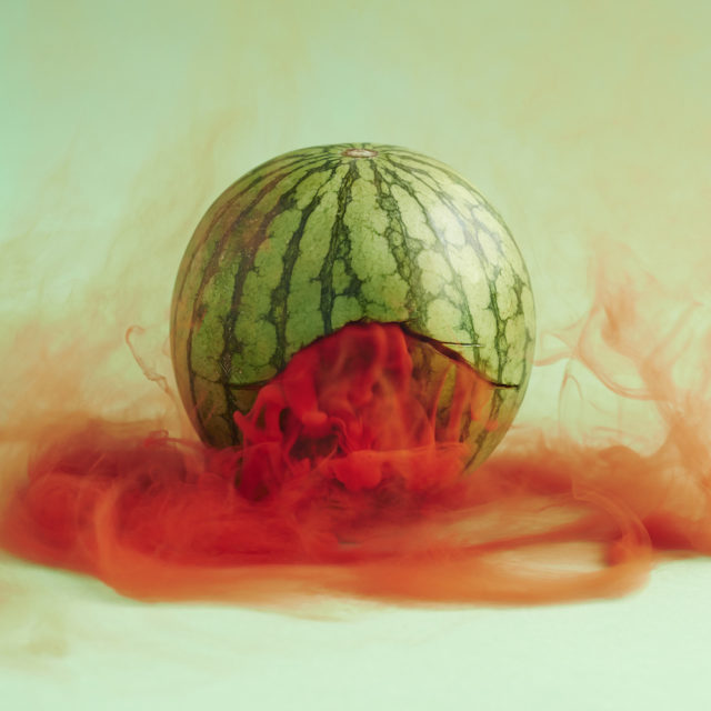 The Mystical Origins of Fruit and Vegetables Photographed by Maciek Jasik
