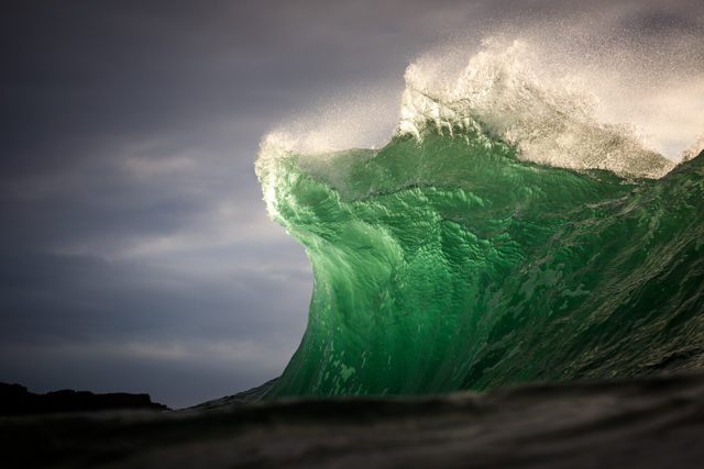 Photos of Monumental Waves Crashing in Australia by Warren Keelan