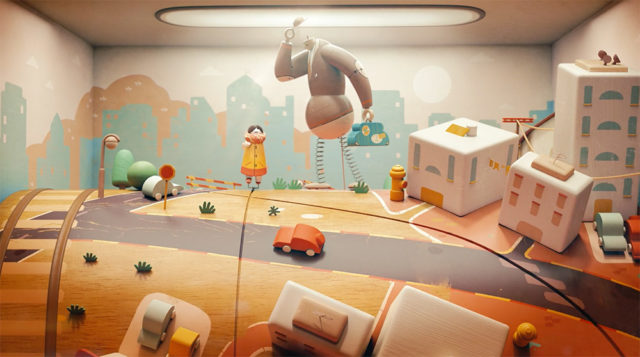 A Gorgeous Animated Penny Arcade Music Video for Jane Bordeaux's 'Ma'agalim'