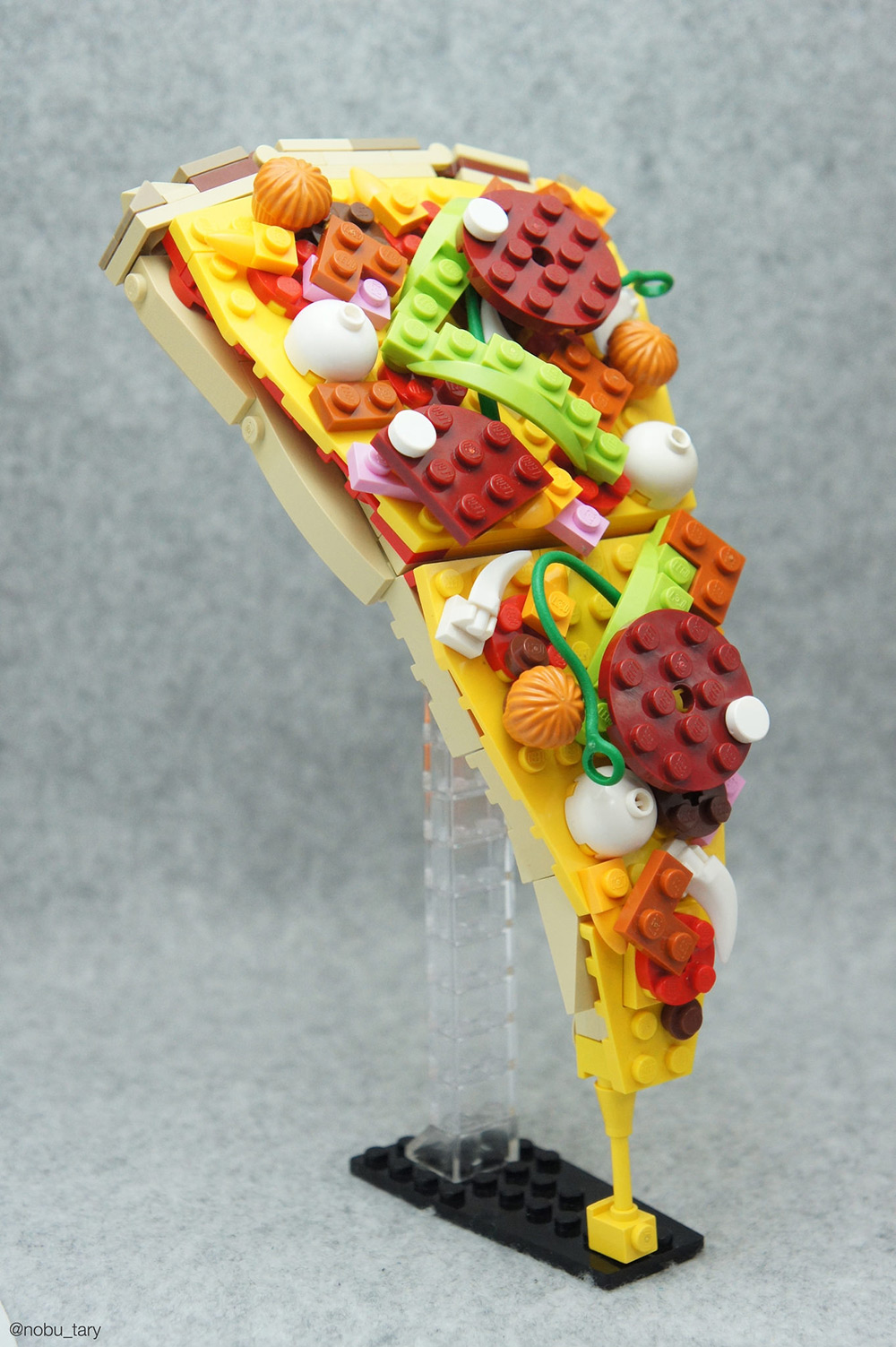 Japanese lego master builds delicious looking creations for Creation cuisine