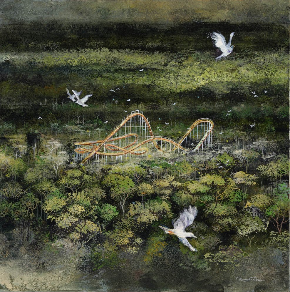 The Magical Realism Of Eric Roux Fontaine S Dreamlike