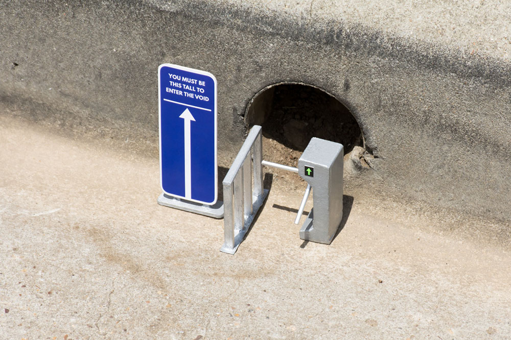 Humorous New Contextual Street Sign Interventions by Michael Pederson