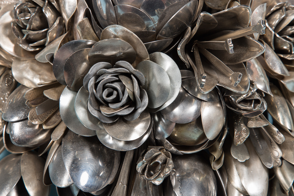 Spare Utensils Bouquets by Ann Carrington