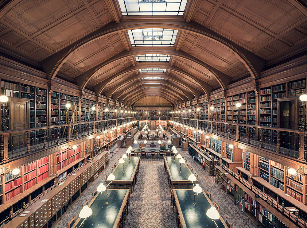 A Look Inside Europe S Most Enchanting Libraries By