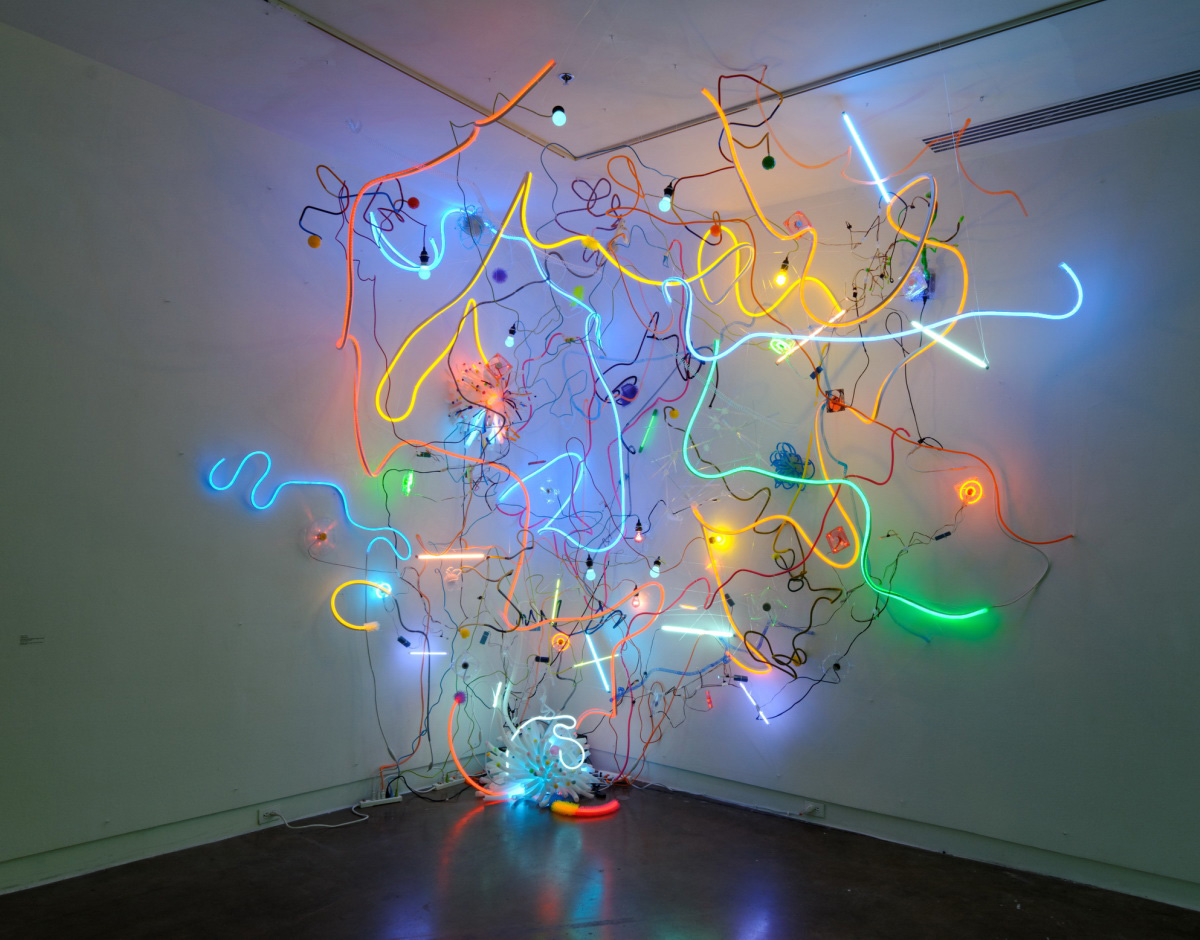 Explosive Light Based Installations By Adela Andea Colossal