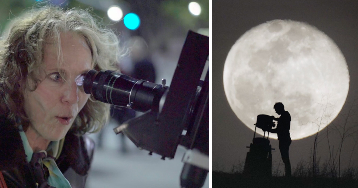 A Short Film Captures the Reactions of LA Residents to Viewing the Moon Through a Traveling Telescope