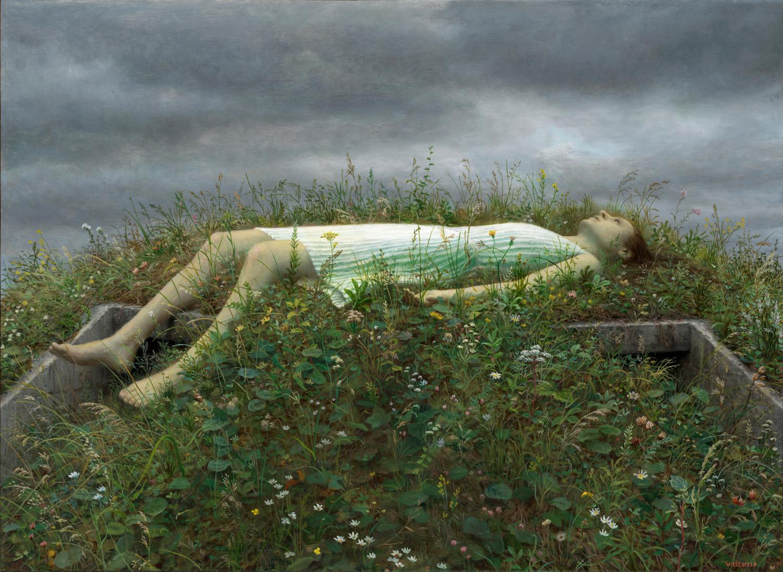 The Bunker by Aron Wiederfeld