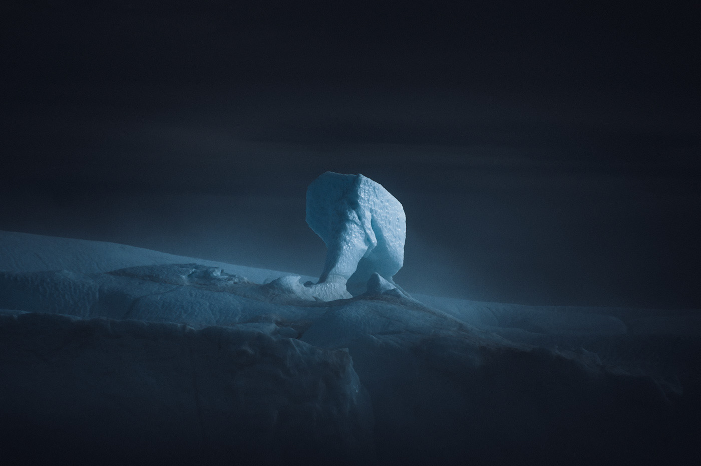 The Diverse and Rugged Beauty of Nordic Glaciers and Icebergs Captured by Jan Erik Waider