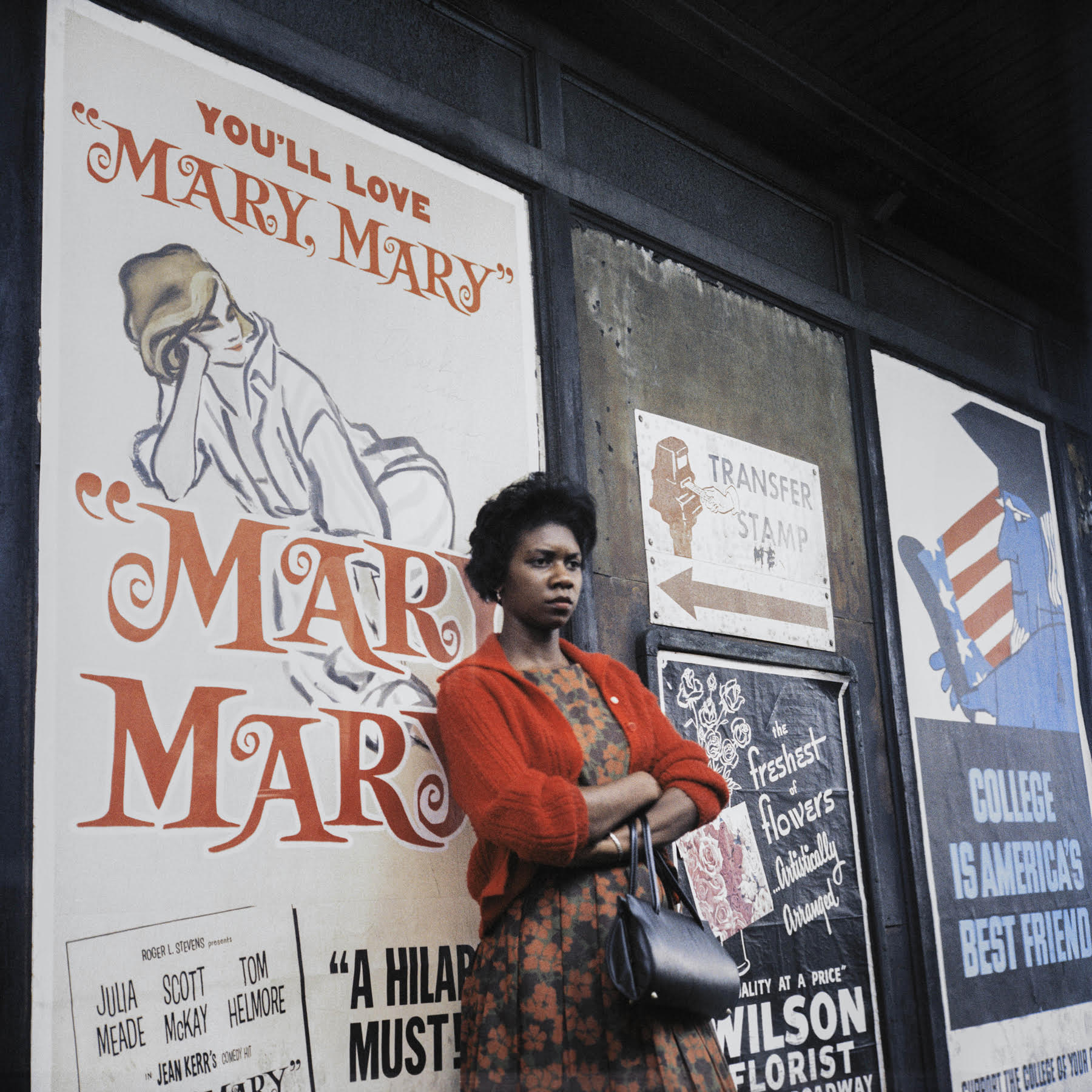 Location and date unknown. © Estate of Vivian Maier, Courtesy Maloof Collection and Howard Greenberg Gallery, New York