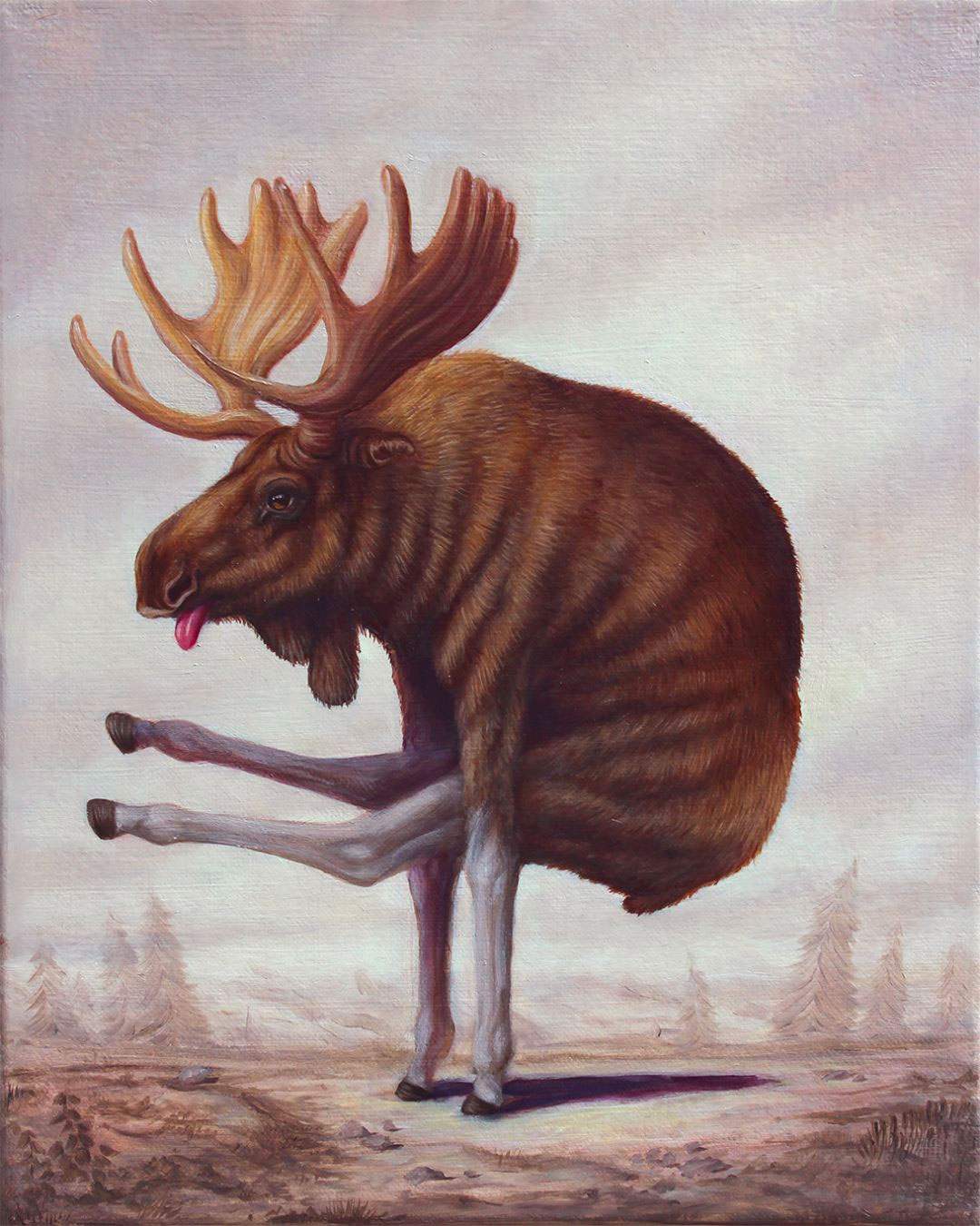 https://www.thisiscolossal.com/wp-content/uploads/2019/02/yoga-moose-1.jpg