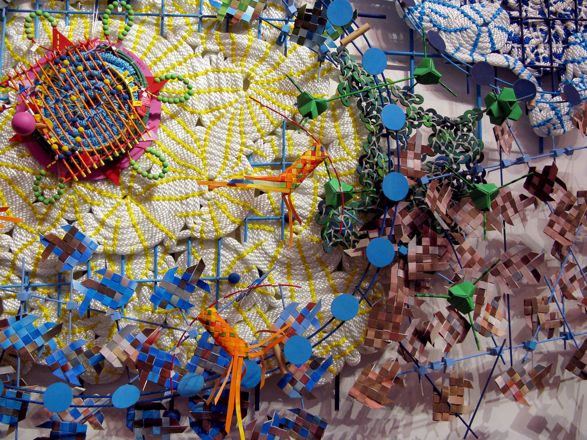 Meteorological Data Visualized as Mixed Media Sculptures by Nathalie Miebach Artes & contextos 5 CWDetails3