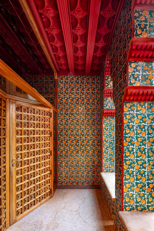 Step Inside the Lavish Architecture of Gaudí's Casa Vicens | Colossal