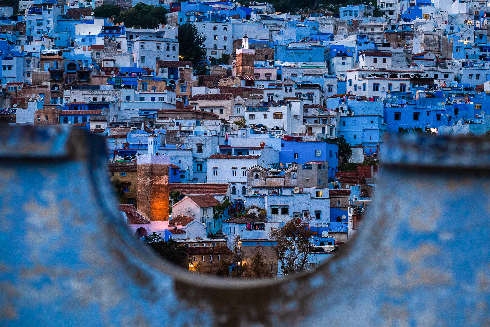 The Vibrant Blue Hues of Morocco's Chefchaouen Village Captured in Photographs by Tiago & Tania | Colossal