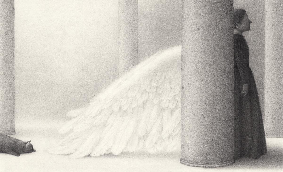 Les illustrations de David Alvarez reflètent l'intersection du fantastique et de la réalité 3