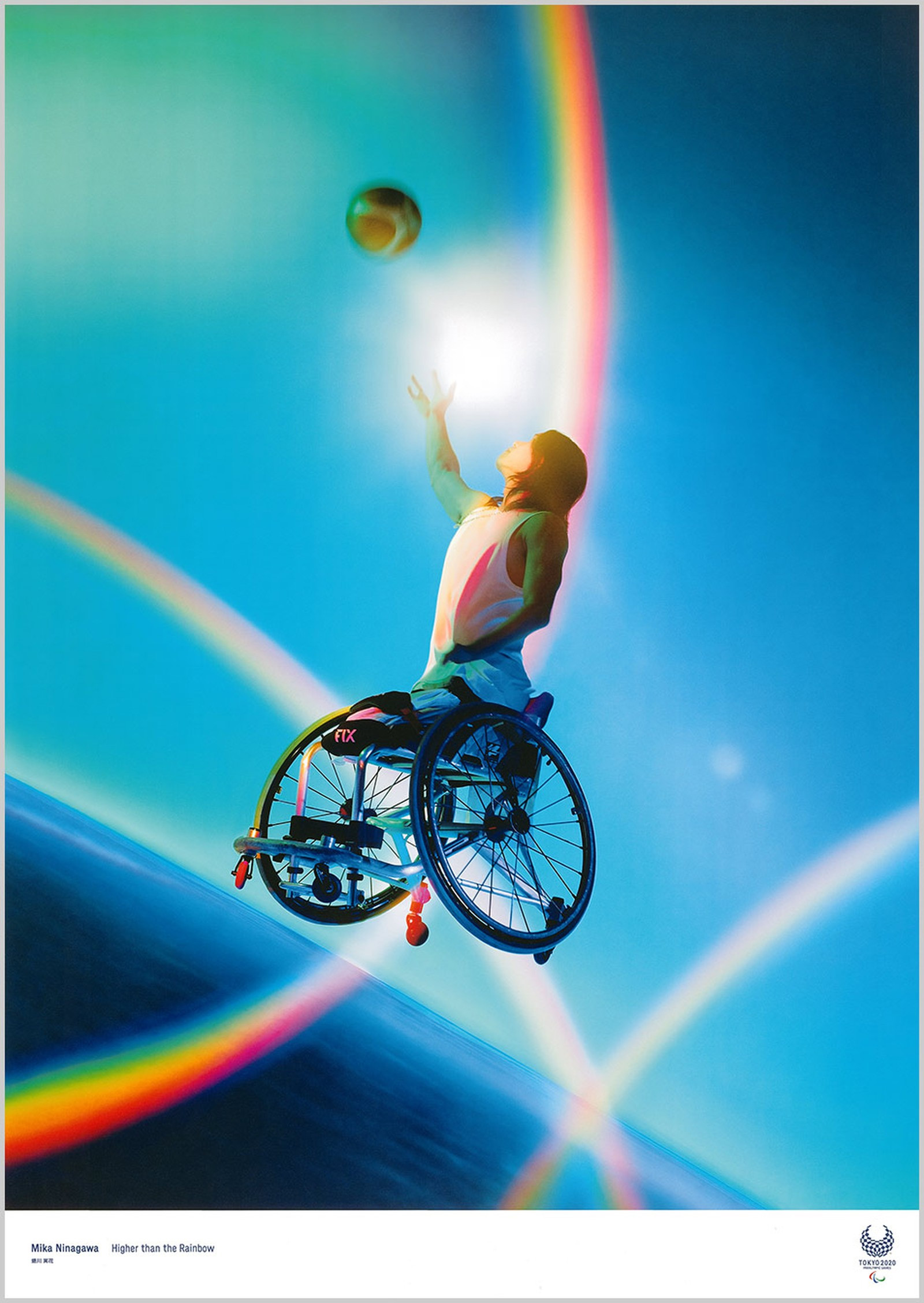 The Tokyo 2020 Olympic and Paralympic Posters Feature a Wildly Diverse Blend of Artistic Styles