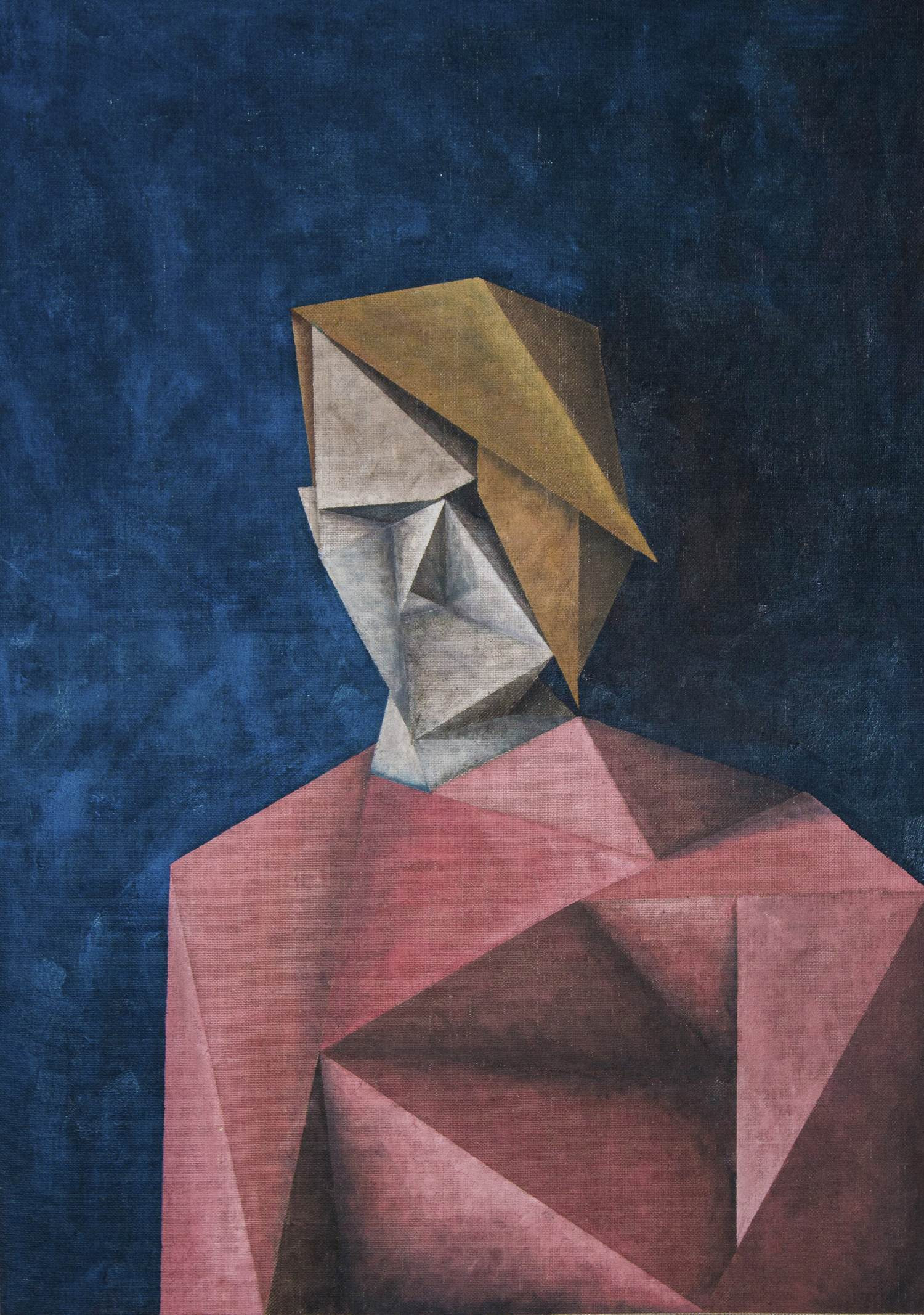 Life's Sublime Moments Unearthed in Cubist Paintings by Connor Addison
