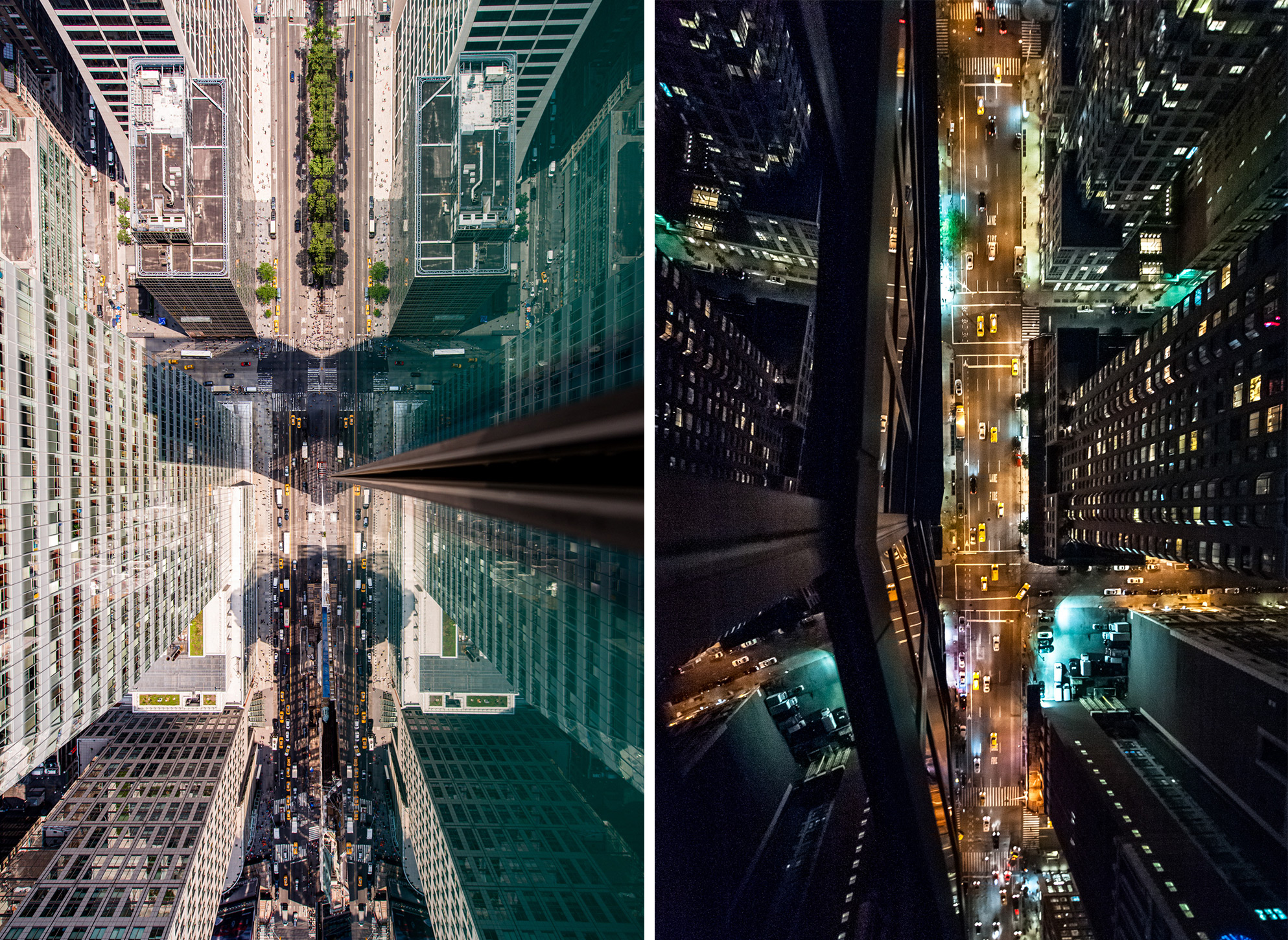 Towering Skyscrapers Reflect New York City's Density in Navid Baraty's Photographs
