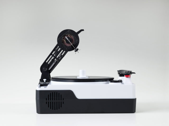 Cut Your Own Vinyl with this DIY Record Engraver and Player Designed by Yuri Suzuki