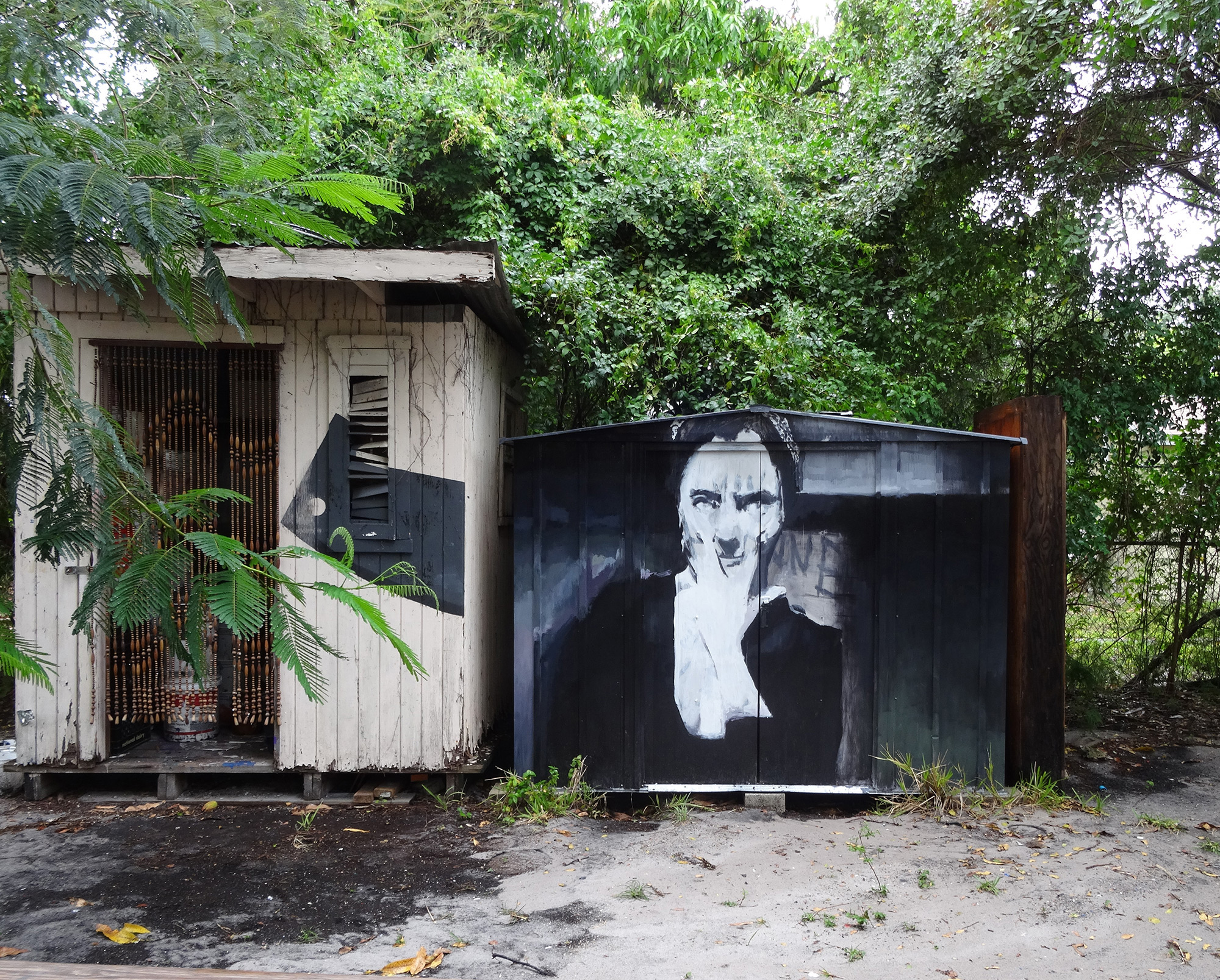 Home MuralFest: 67 Artists Simultaneously Painted Murals in Their Homes and Gardens While Quarantined